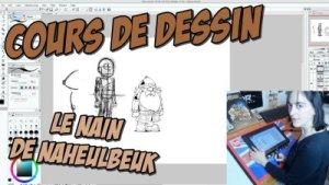 Cours de dessin Naheulbeuk