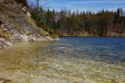 Clear Mountain Lake