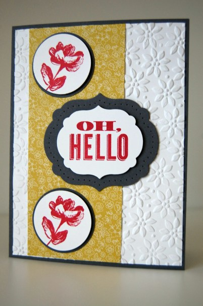stampinup_oh hello_waldhimbeere_framelits