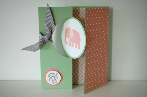 stampinup_thinlits pop up_zoo babys