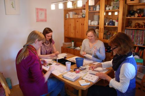 Stampinup workshop stempelparty rosenheim (15)