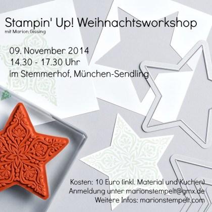 stampinup_münchen_weihnachtsworkshop