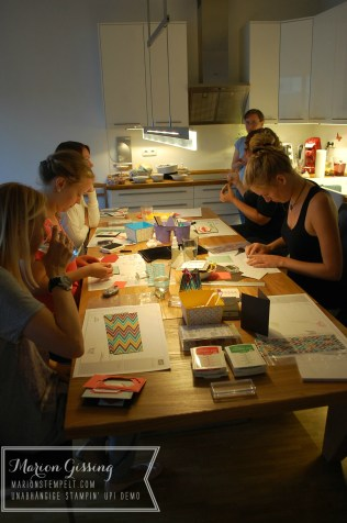 stampinup_workshop München_stempelparty