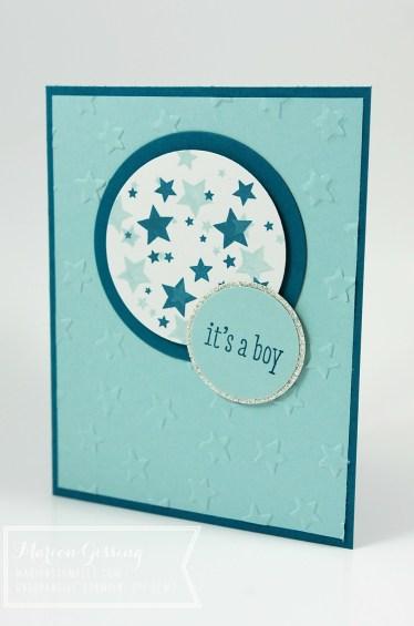 stampinup_perpertual birthday calender_babykarte