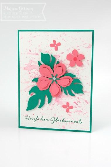 stampinup_botanical blooms_smooshing