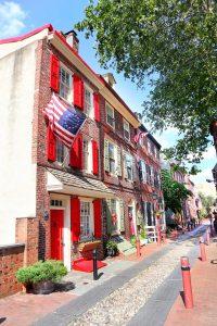 Elfreth's Alley Philadelphia, PA