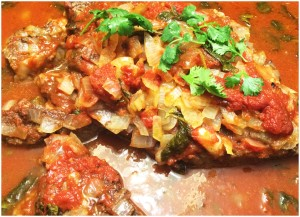 Italian Style Pot Roast with a Moroccan Twist