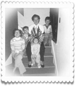 Midge & Kids - 1971