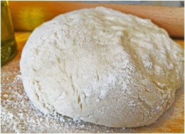 dough formed