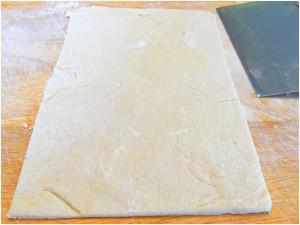 dough rectangle