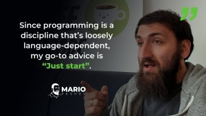 Career Advice Software Developers