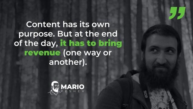 content marketer