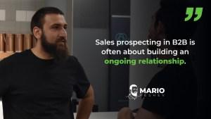 sales prospecting strategies
