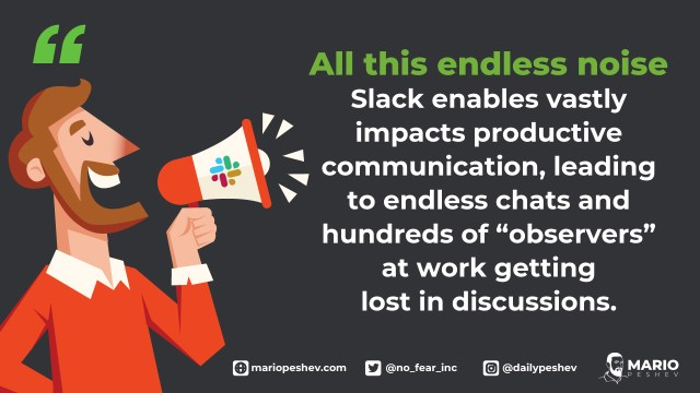 Slack features