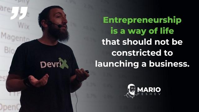 Entrepreneurship vs. Intrapreneurship