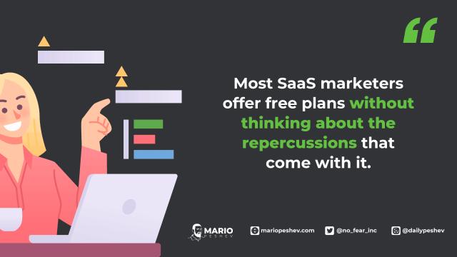 SaaS marketers