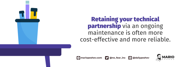 technical partnership