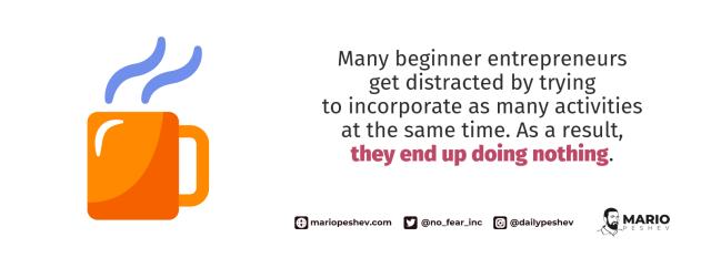 beginner entrepreneurs