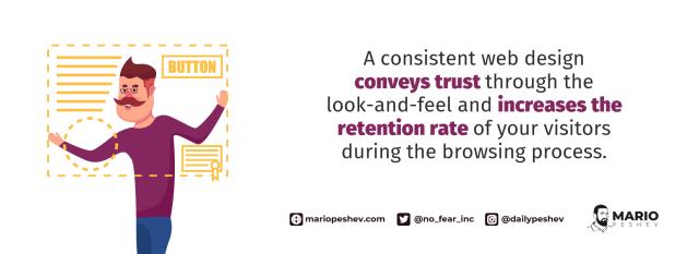 website retention rate
