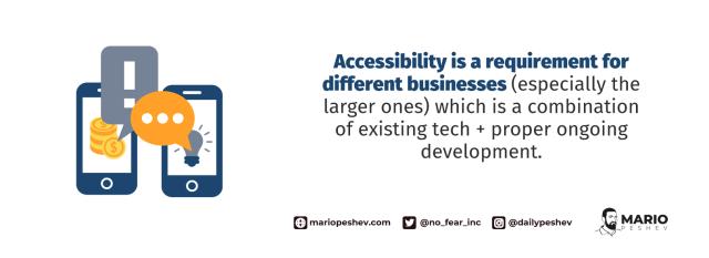 tech and development