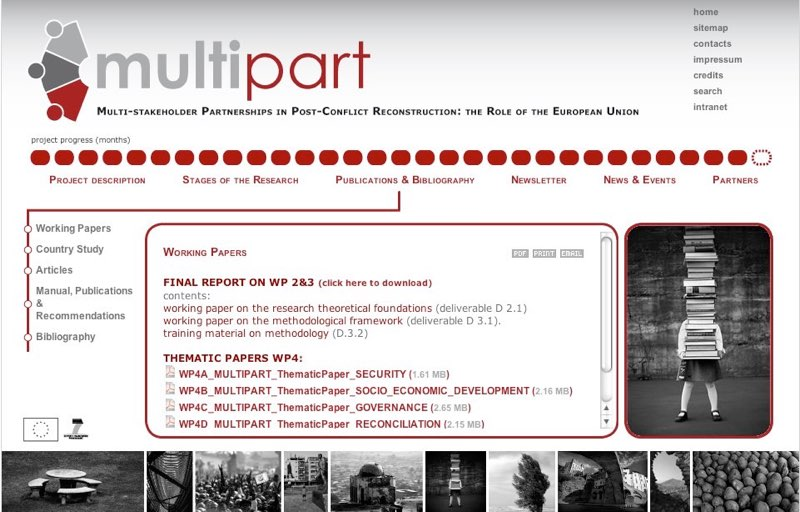 Multipart project