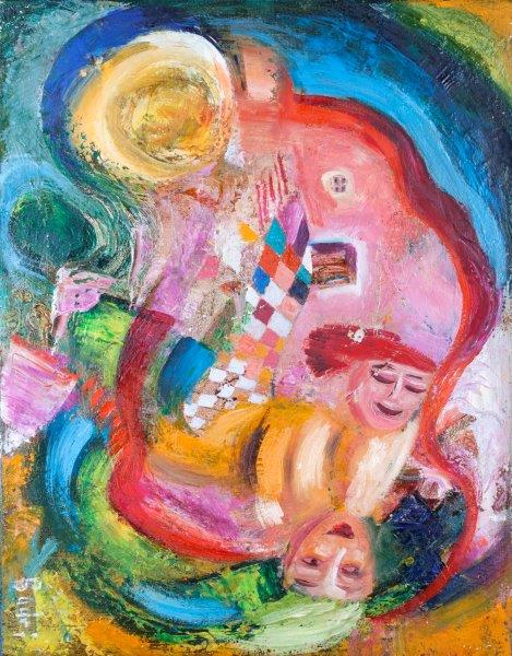 badri painting fantasy