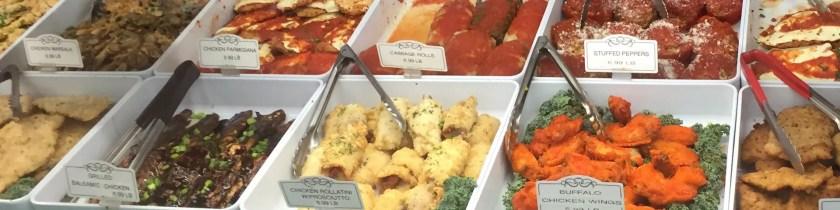 Marios Meat Market Italian Deli Menu