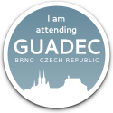 I'm attending GUADEC