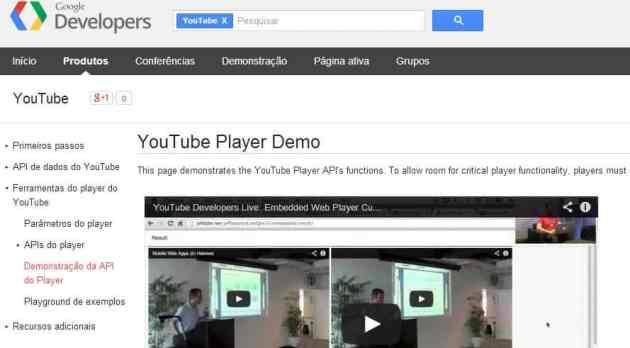 Youtube Developers
