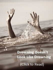 Button, Drowning doesn't look like drowning