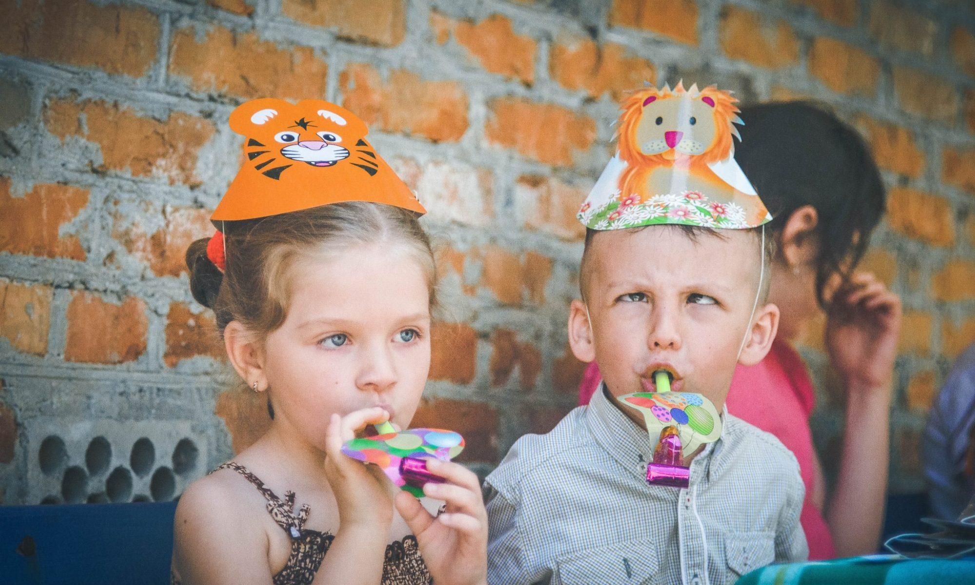 Ideas originales para fiestas infantiles