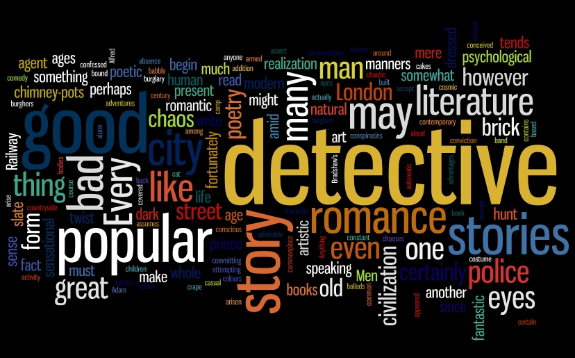 chestertonwordle by bfistermn via Photopin/Flickr
