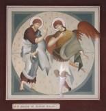 La creación de arcángel Miguel