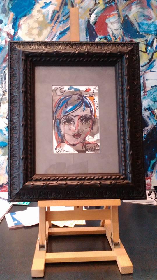 Petite Marie, XXeme: obra de David Callau