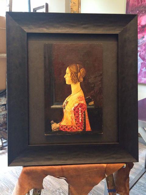 Giovanna Tornabuoni #arte #cuadros #Zaragoza #MarisaCervantes #enmarcaciones #pintura