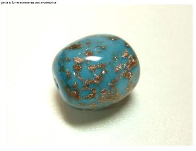 Venetian beads sommersa