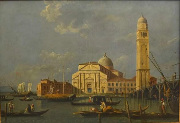 San Pietro di Castello dipinto del Canaletto perle veneziane