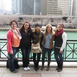 Alpha Chi National Convention in Chicago
