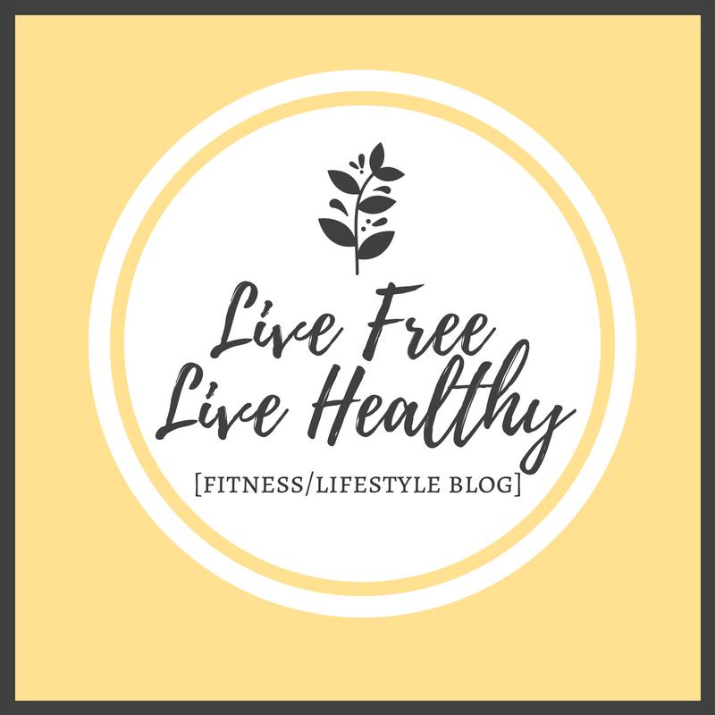 live free live healthy