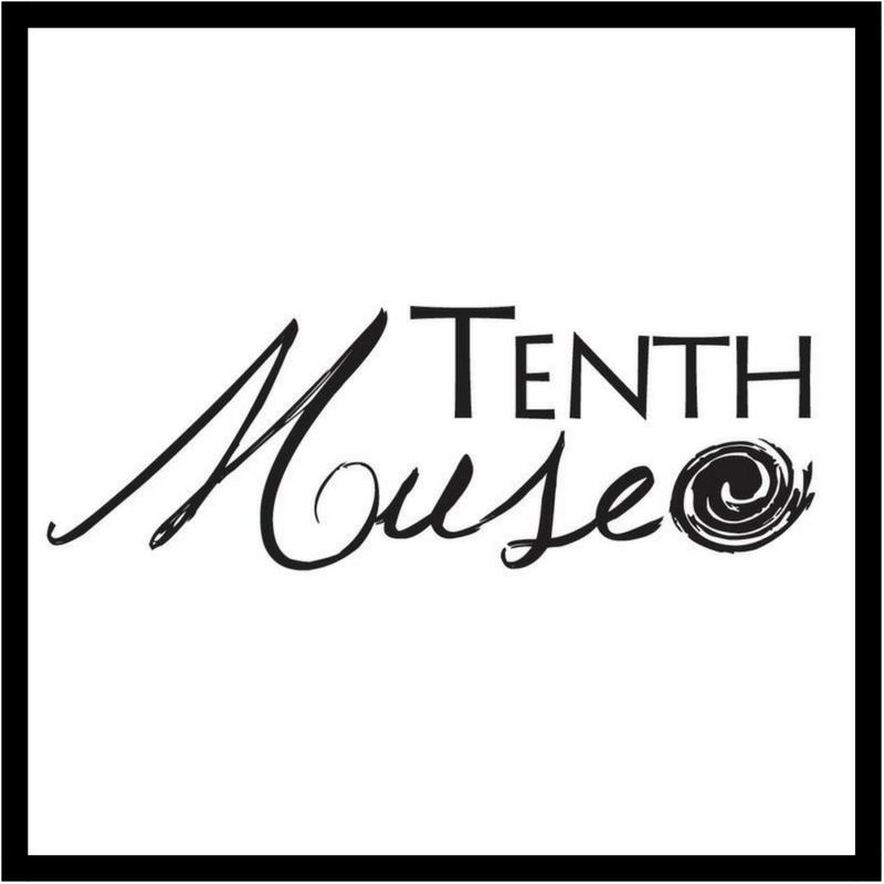 tenth muse literary magazine logo