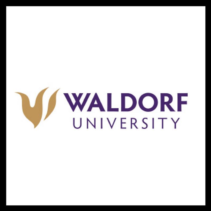 waldorf university magazine logo