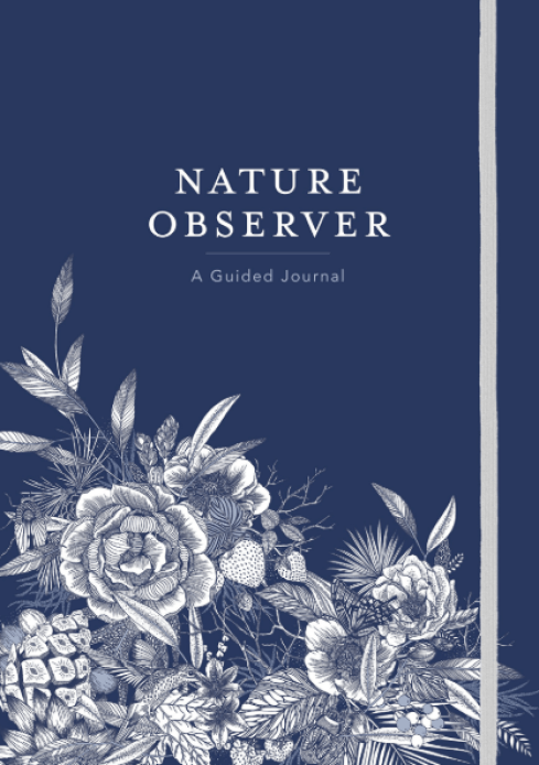 Nature Observer - guided journal