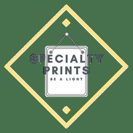 specialty prints