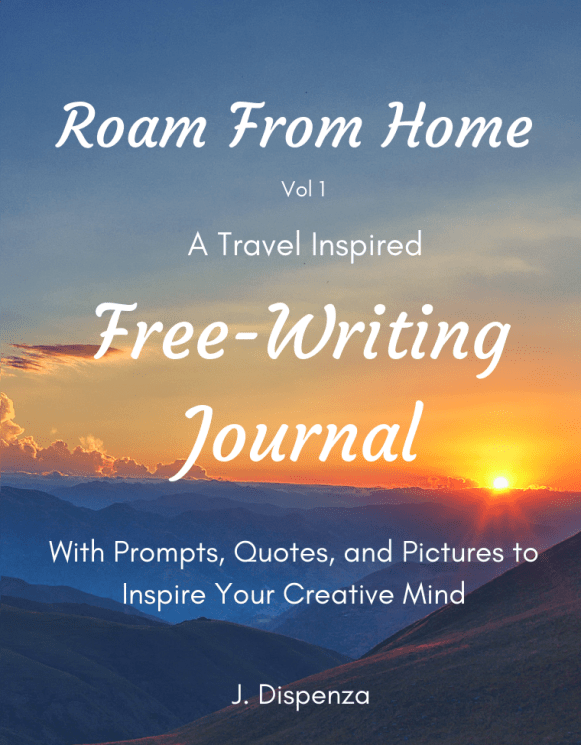 best journals on Amazon, Roam From Home