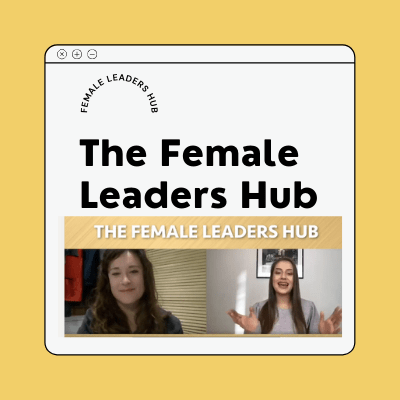 Female Leaders Hub with Marisa Donnelly