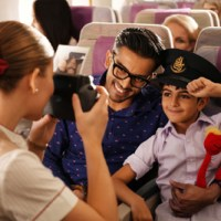 Emirates Makes Flying Fun For Kids and Families