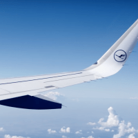 Stressed? Lufthansa Prescribes Clouds. That's It. 10 Glorious Minutes of Clouds.