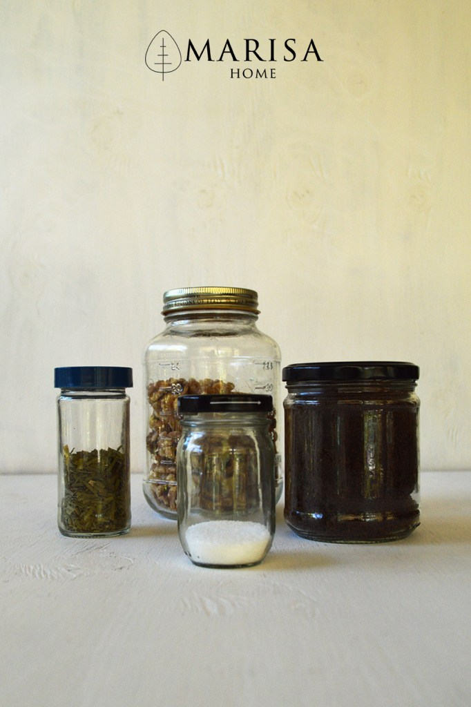 save glass jars