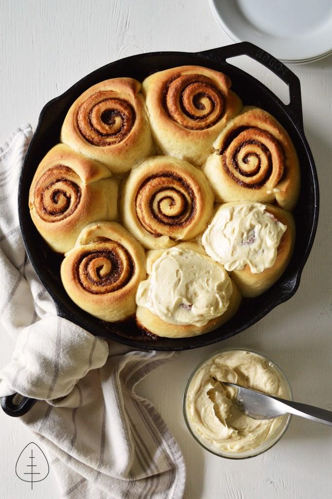 cardamom cinnamon rolls
