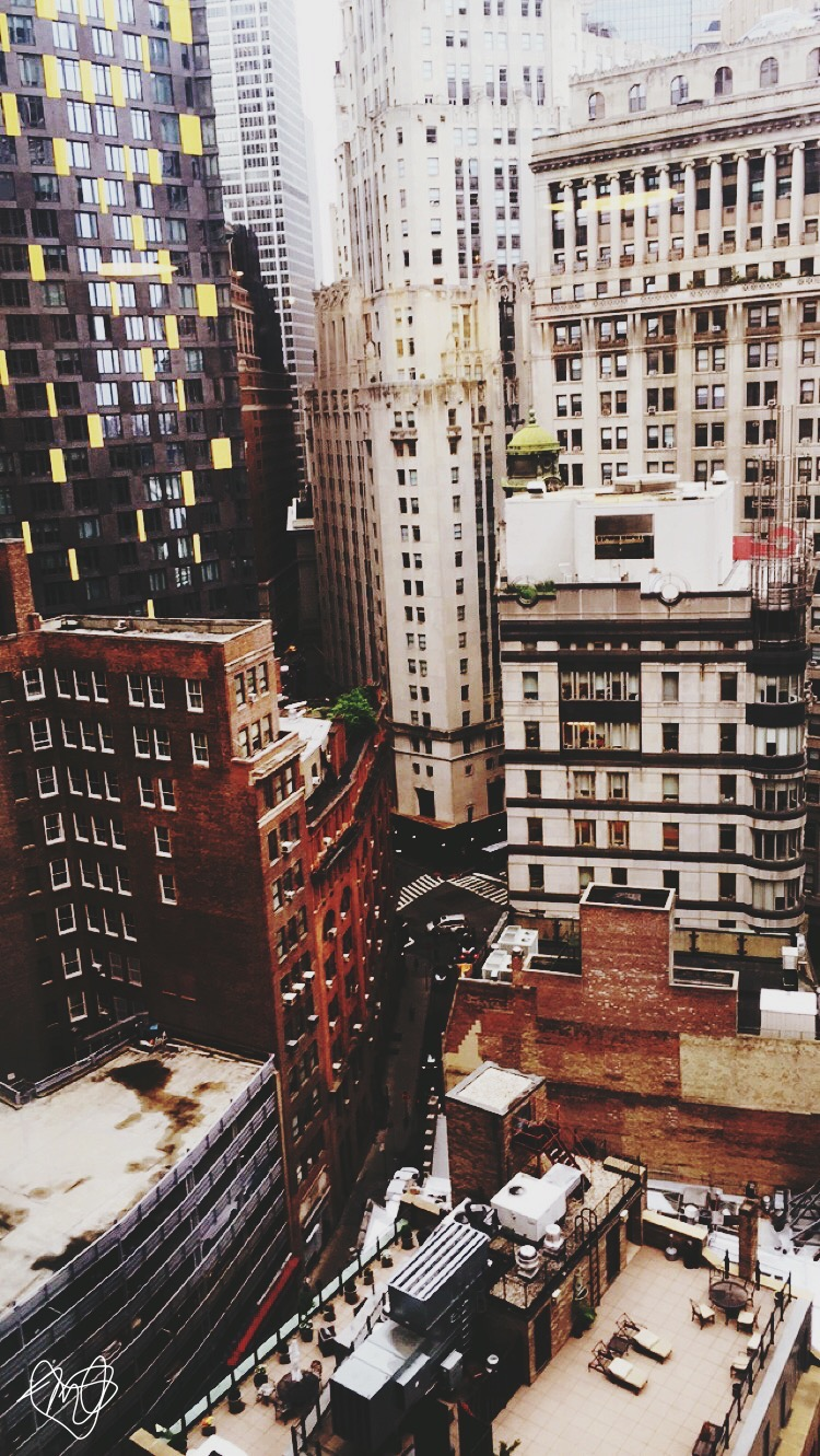 Broad Street. New York, New York. Photo by Marisa Losciale